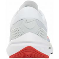 Кроссовки  Nike AIR Zoom Vomero 15 белые с красным