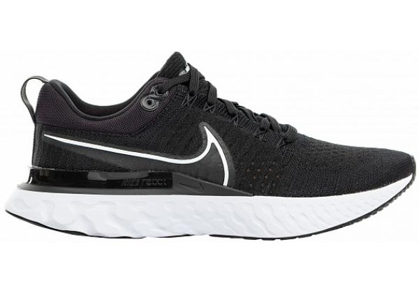 Кроссовки Nike Air Zoom React Infinity Run Flyknit 2 черные
