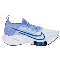 Кроссовки  Nike AIR Zoom Tempo Next белые с синим