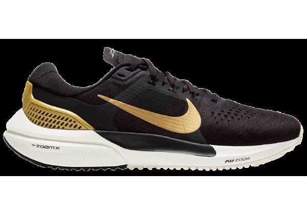Кроссовки  Nike AIR Zoom Tempo Next черные с желтым