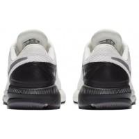 Кроссовки NIKE Air Zoom Structure 22 белые с черным