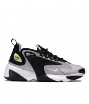 Кроссовки Nike AIR Zoom 2к серые с черным