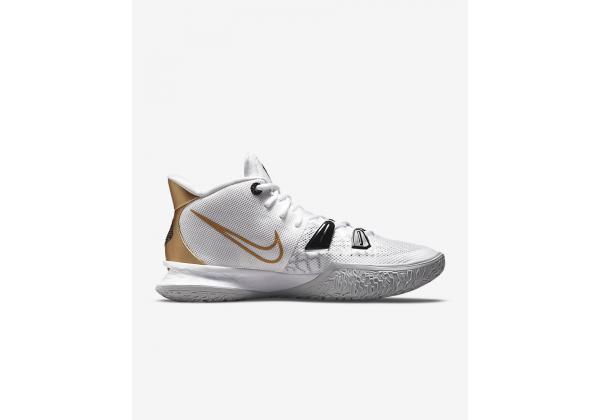 Кроссовки Nike Air Zoom Kyrie 7 белые