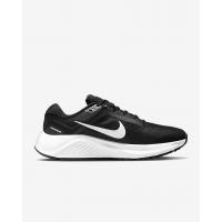 Кроссовки Nike Air Zoom Structure 24 черно-белые