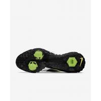 Кроссовки Nike Air Zoom Infinity Tour белые с салатовым