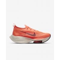 Кроссовки Nike AIR Zoom Alphafly NEXT оранжевые