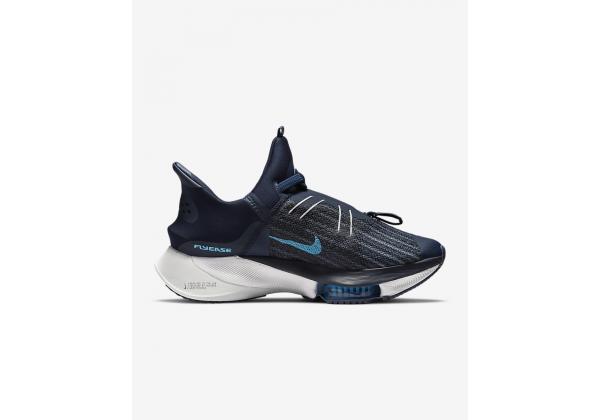 Кроссовки Nike AIR Zoom Tempo NEXT% FlyEase синие