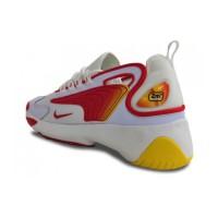 Кроссовки Nike Zoom White Red Yellow