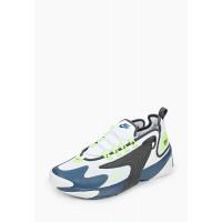 Кроссовки Nike Air Zoom 2k мульти белые