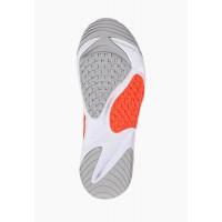 Кроссовки Nike Air Zoom 2k серо-оранжевые