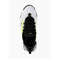 Кроссовки Nike Air Zoom 2k салатово-белые