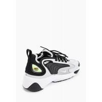 Кроссовки Nike Air Zoom 2k серые с черным