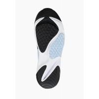 Кроссовки Nike Air Zoom 2k черные с голубым