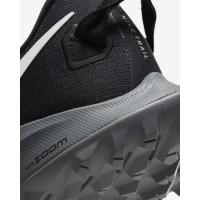 Кроссовки Nike Air Zoom Terra черно-серые