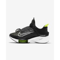 Кроссовки Nike Air Zoom Tempo Next% FlyEase Black Green White