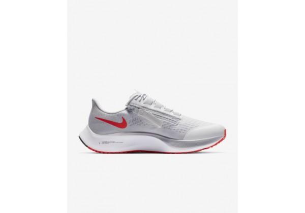 Кроссовки Nike Air Zoom Pegasus 37 FlyEase Grey Red Blue