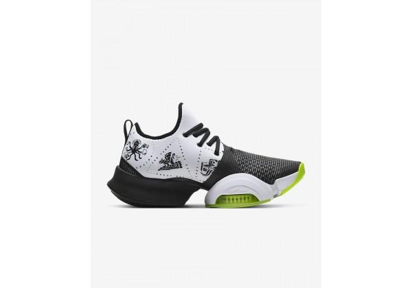 Кроссовки Nike Air Zoom SuperRep Green Black White