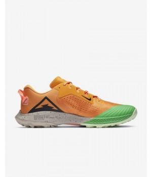 Кроссовки Nike Air Zoom Terra Kiger 6 Orange Green