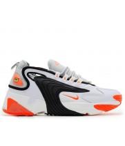 Кроссовки Nike Air Zoom 2k black/orange/white